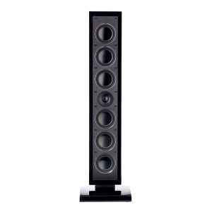 Paradigm Millenia LP XL Low Profile Speaker (Black) - Front