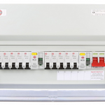 Does your mains distribution board look something like this?