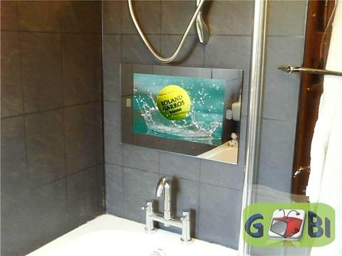 Bathroom Tv 2