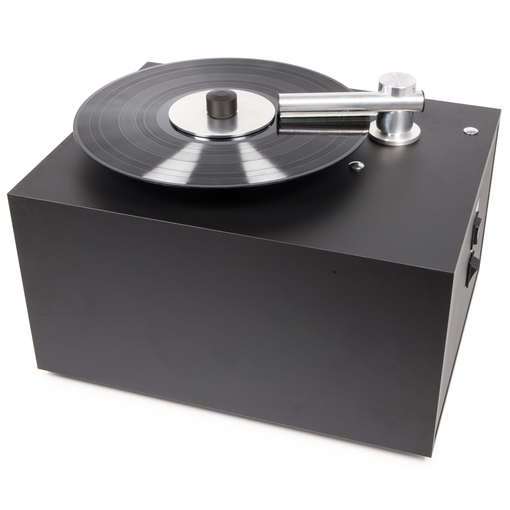 Pro-Ject VC-S Record Cleaning Machine - Angled