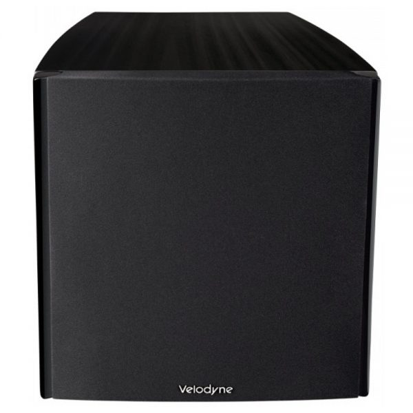 Velodyne DD10+ - Front (With Grille)