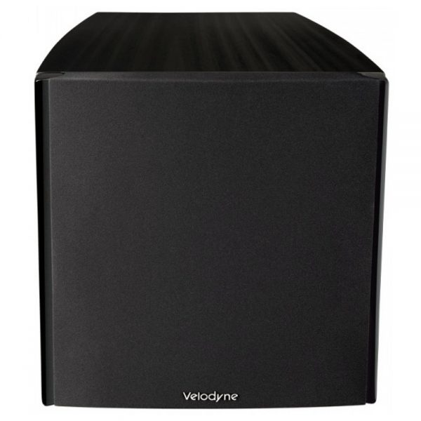 Velodyne DD12+ - Front (With Grille)