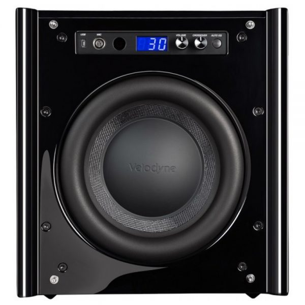 Velodyne DD15+ - Front (No Grille)