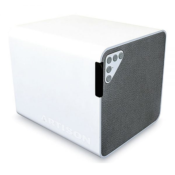 Ariston Nano 1 (White) - Angled