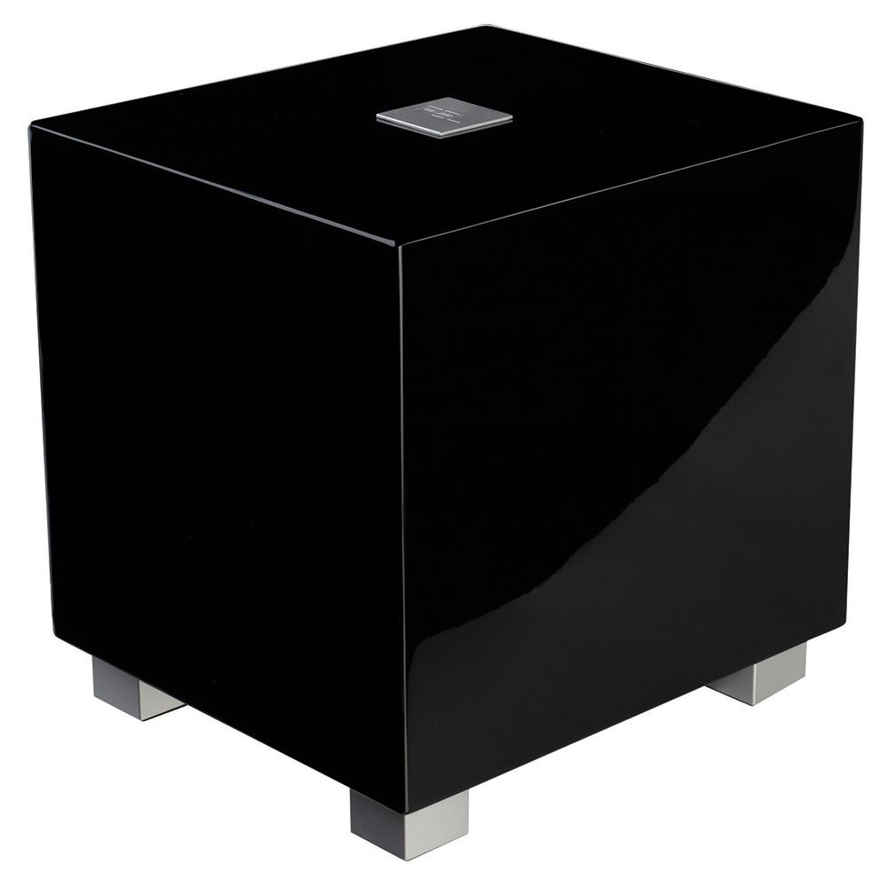 REL T-Zero (Black) - Angled