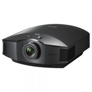 Sony VPL-HW45ES (Black) - Angled