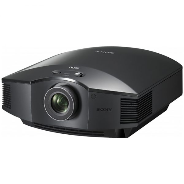Sony VPL-HW65ES (Black) - Angled