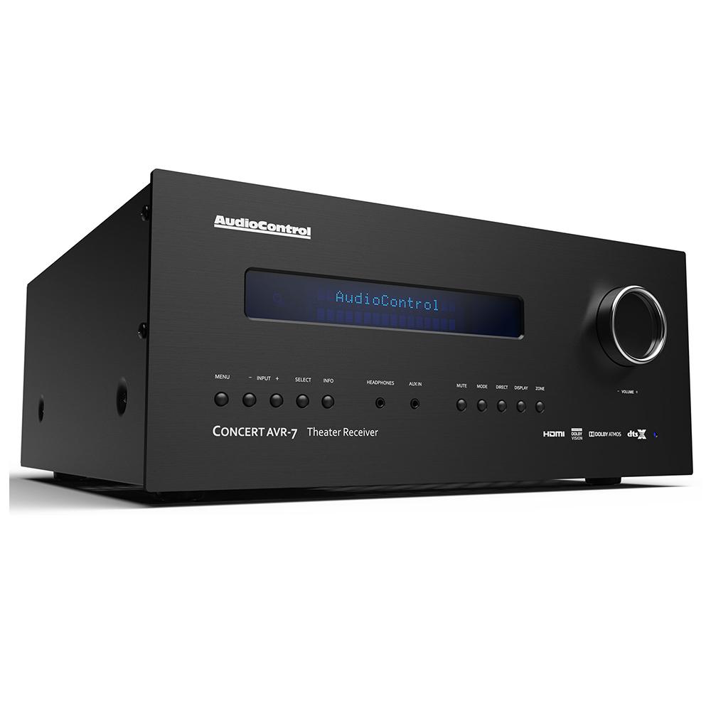 AudioControl Concert AVR-7 AV Receiver - Norvett Electronics a0ee217df7