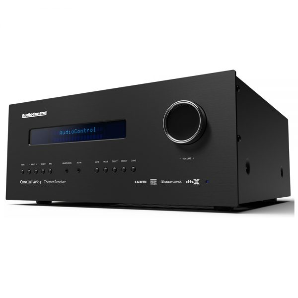AudioControl Concert AVR-7 - Right Angled