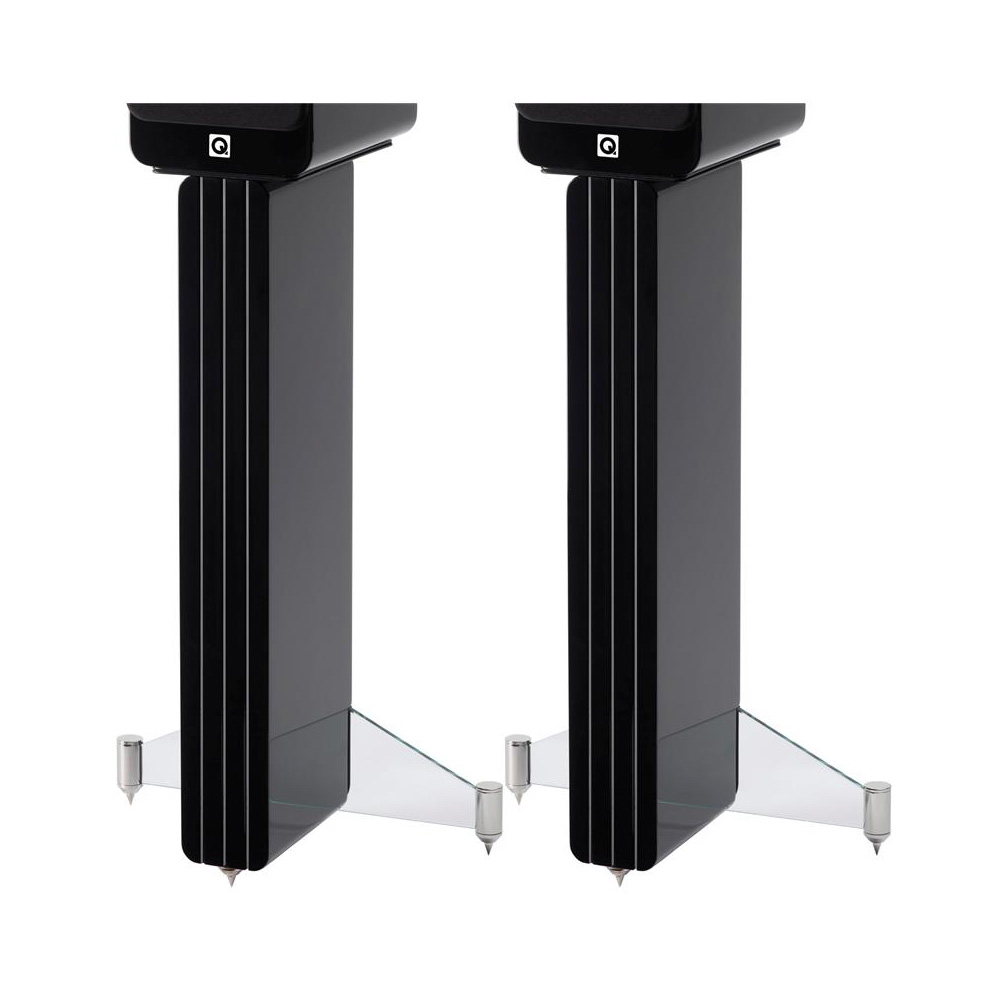 Q Acoustics Concept 20 Stands (Black Gloss)