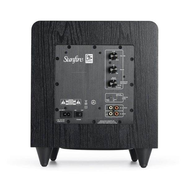 Sunfire SDS 8 - Back