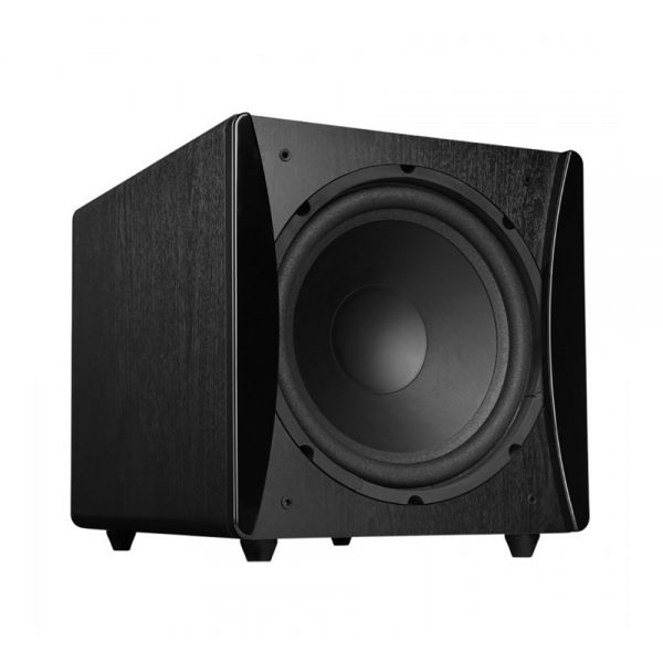Velodyne Impact 12 - Angled (No Grille)