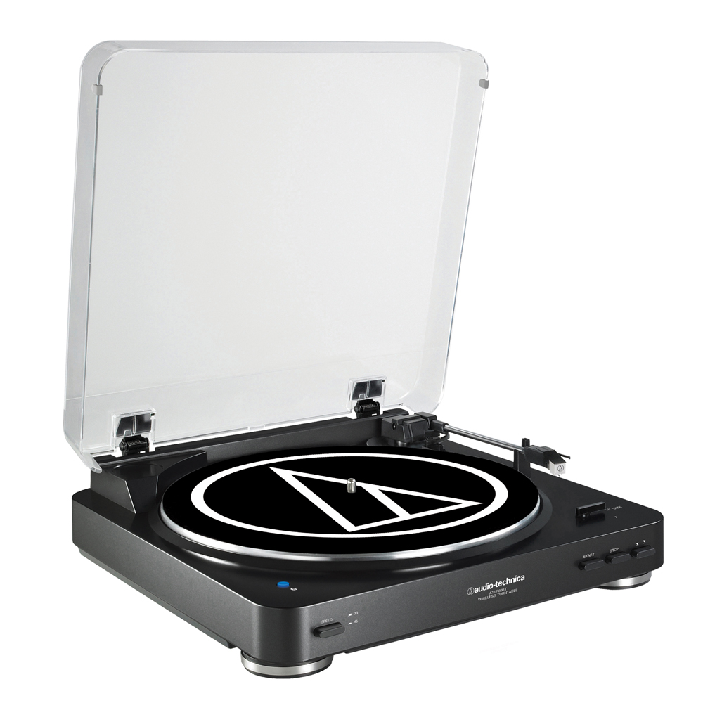 Audio-Technica AT-LP60BT#Bluetooth Turntable