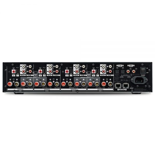 Denon HEOS Drive#4 Zone Multi-Room Audio Amplifier