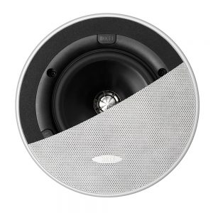 KEF Ci130QR#In-Ceiling Speaker (Round / Single)
