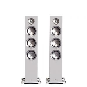 Paradigm 75F Floorstanding Speakers (Gloss White) - Front