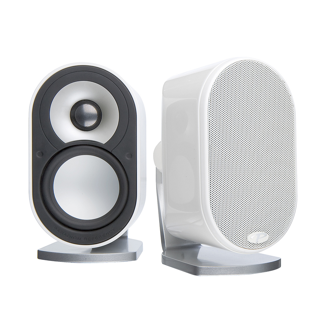 Paradigm MilleniaOne 2.0 System (White) - Front