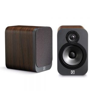 Q Acoustics 3020#Bookshelf Speakers
