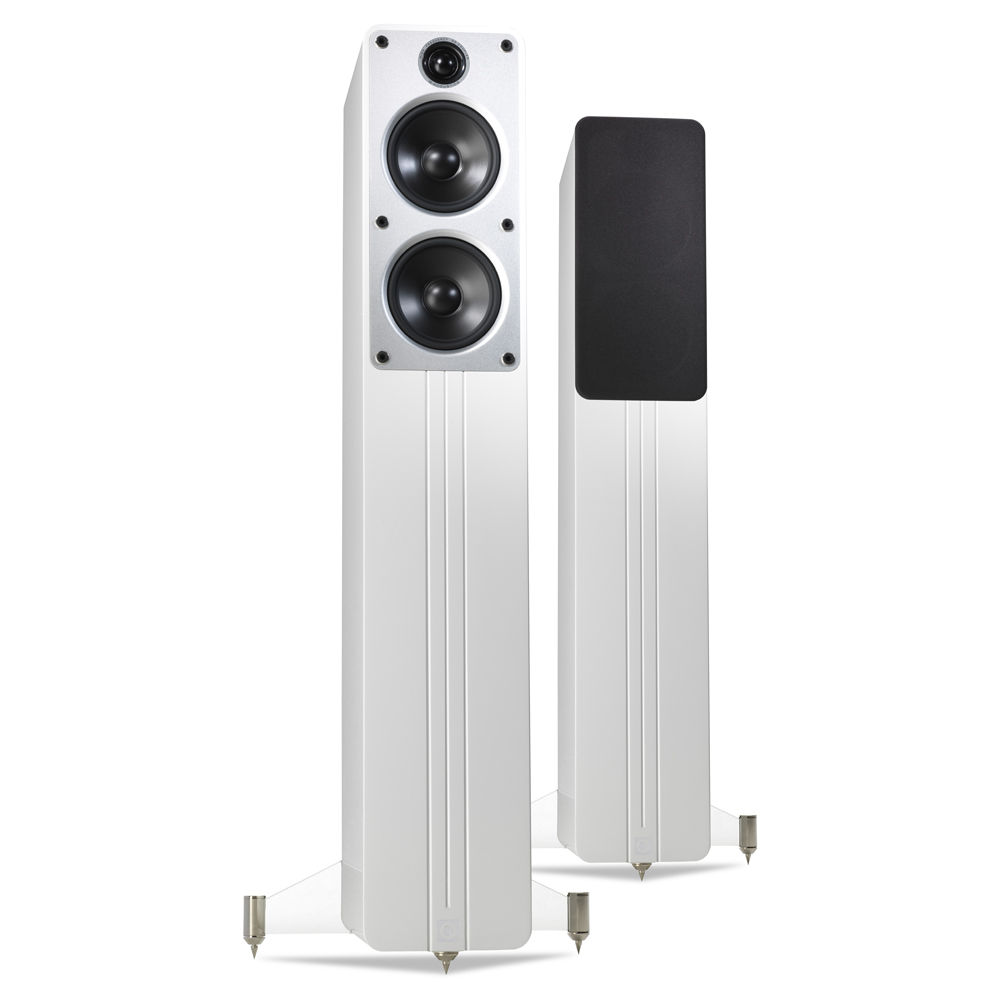 Q Acoustics Concept 40#Floorstanding Speakers
