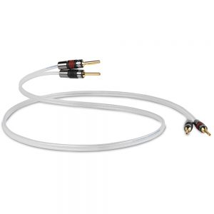 QED Silver Anniversary XT#Terminated Speaker Cable