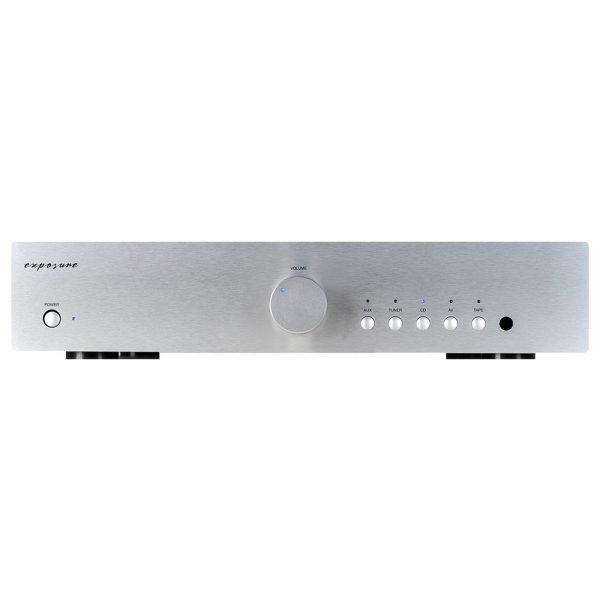 Exposure 1010 Amplifier (Titanium) - Front