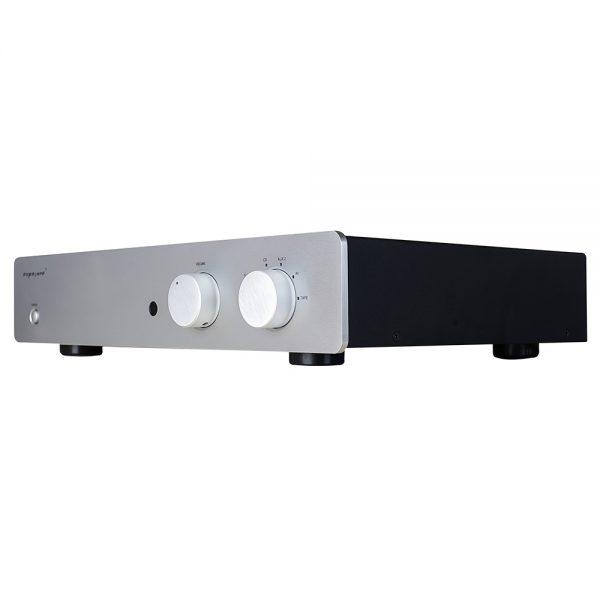 Exposure 2010SE Integrated Amplifier (Titanium) - Right Angled