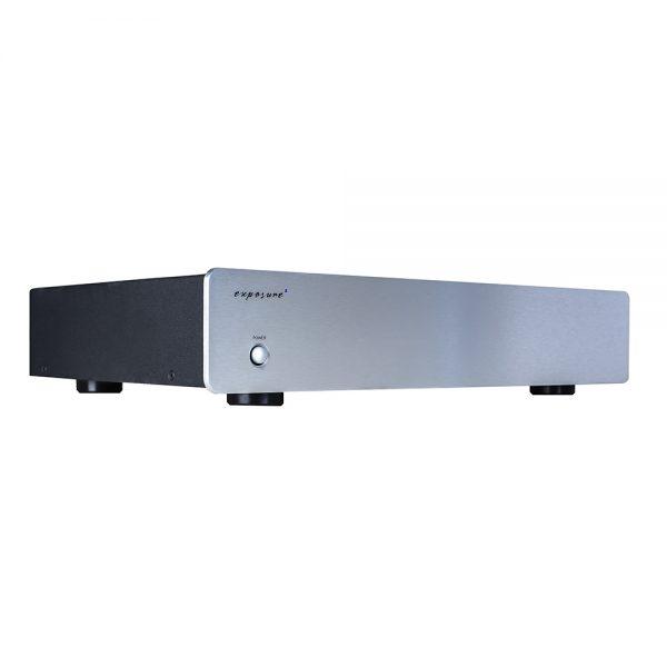 Exposure 2010SE Power Amplifier (Titanium) - Right Angled