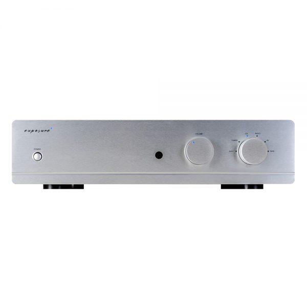 Exposure 3010S2 Integrated Amplifier (Titanium) - Front