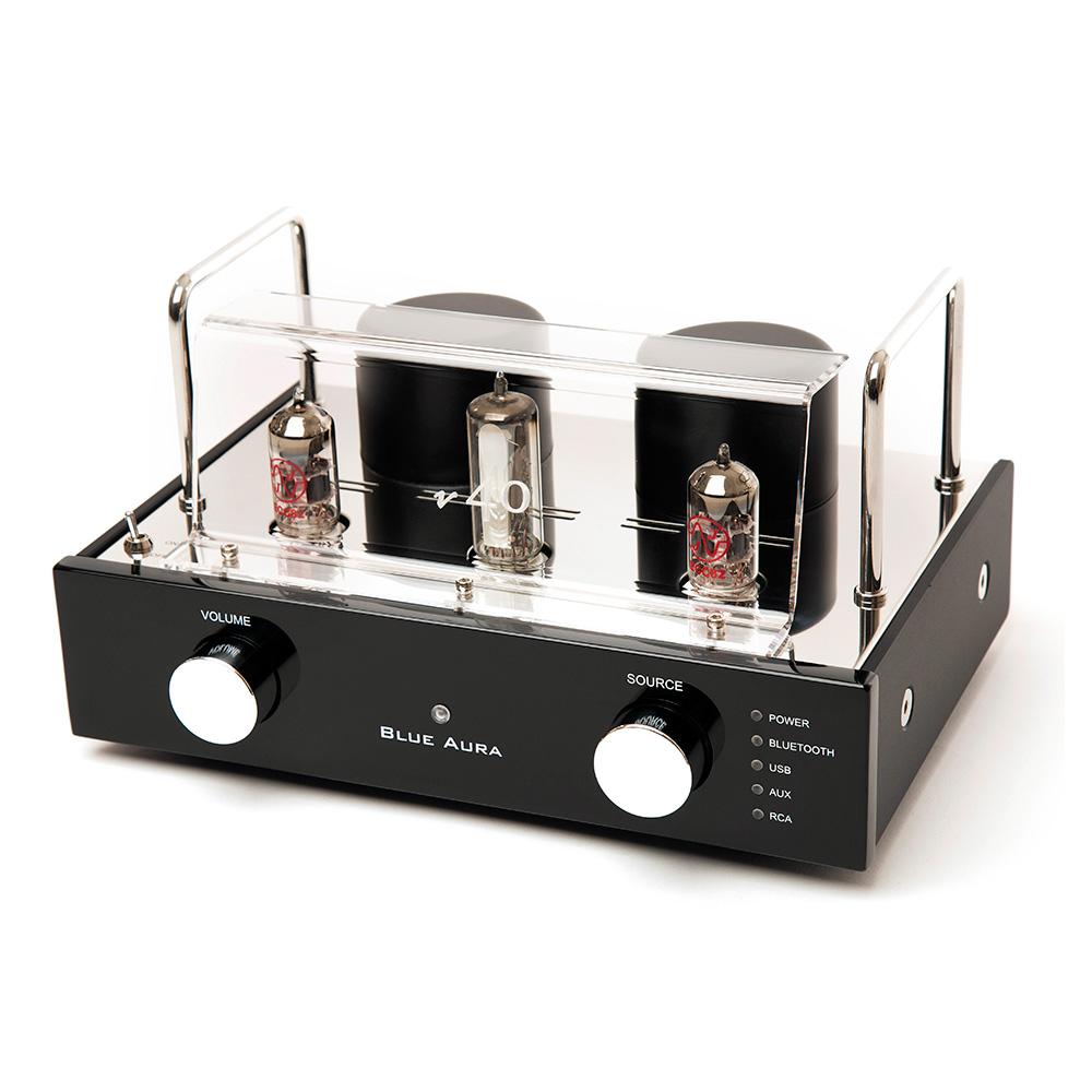 Blue Aura V40 Blackline Integrated Valve Amplifier