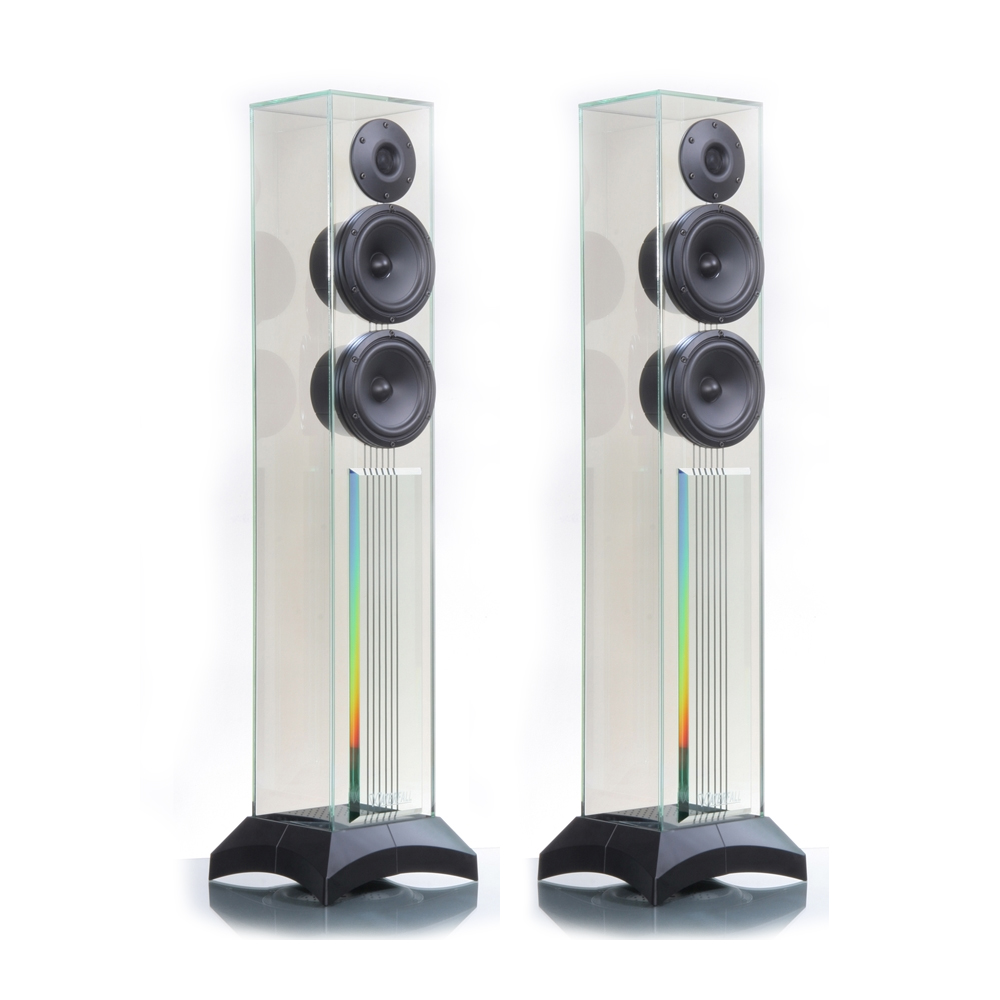 Waterfall Audio Victoria Evo Speakers Norvett Electronics