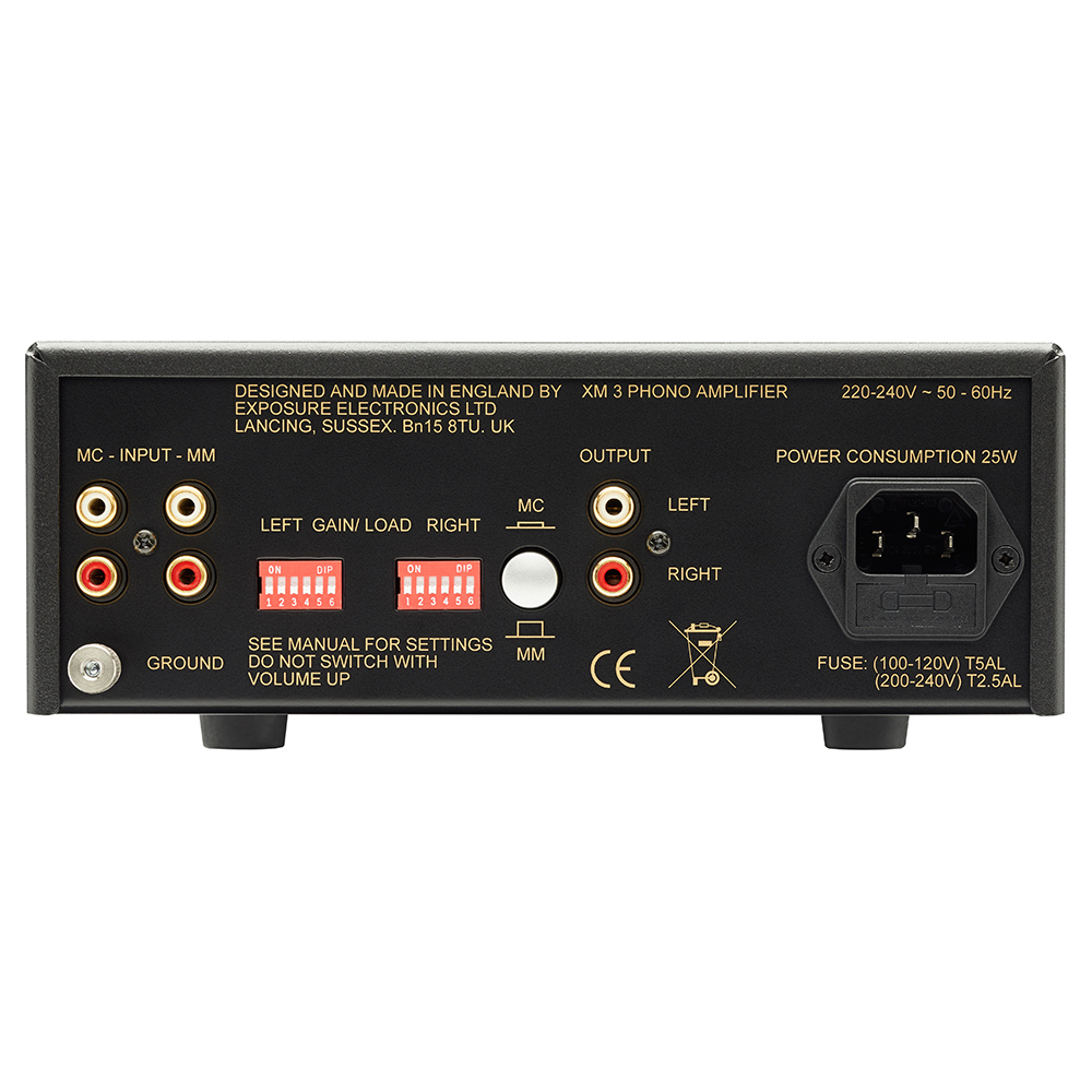 Exposure Xm3 Phono Amplifier Norvett Electronics