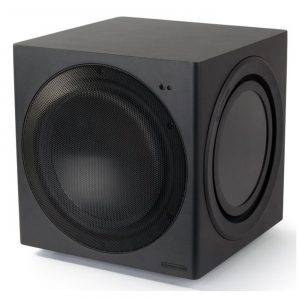 Monitor Audio CW10 (Black) - Angled