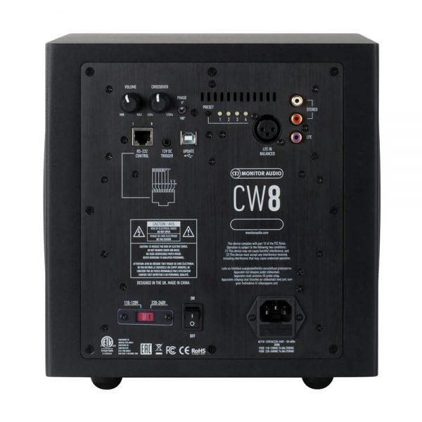 Monitor Audio CW8 - Back