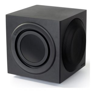 Monitor Audio CW8 (Black) - Angled