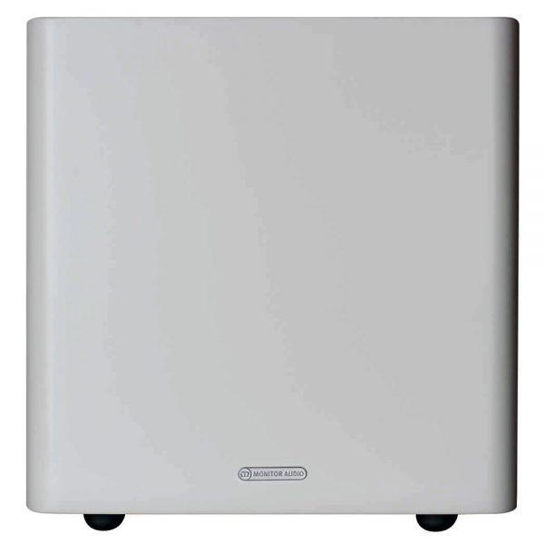 Monitor Audio Radius 380 (High Gloss White) - Side