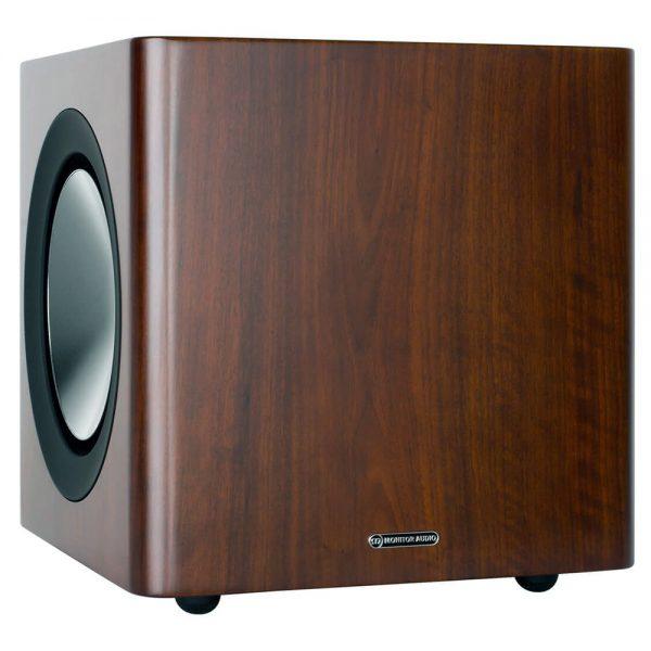 Monitor Audio Radius 380 (Walnut) - Angled
