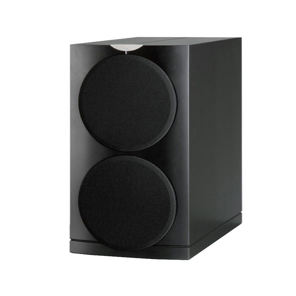 Waterfall Audio HF3-500 (Black) - Angled