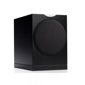 Waterfall Audio HFM-200 (Black) - Angled