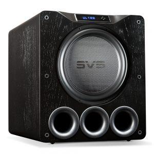 SVS PB16-Ultra (Black Oak)