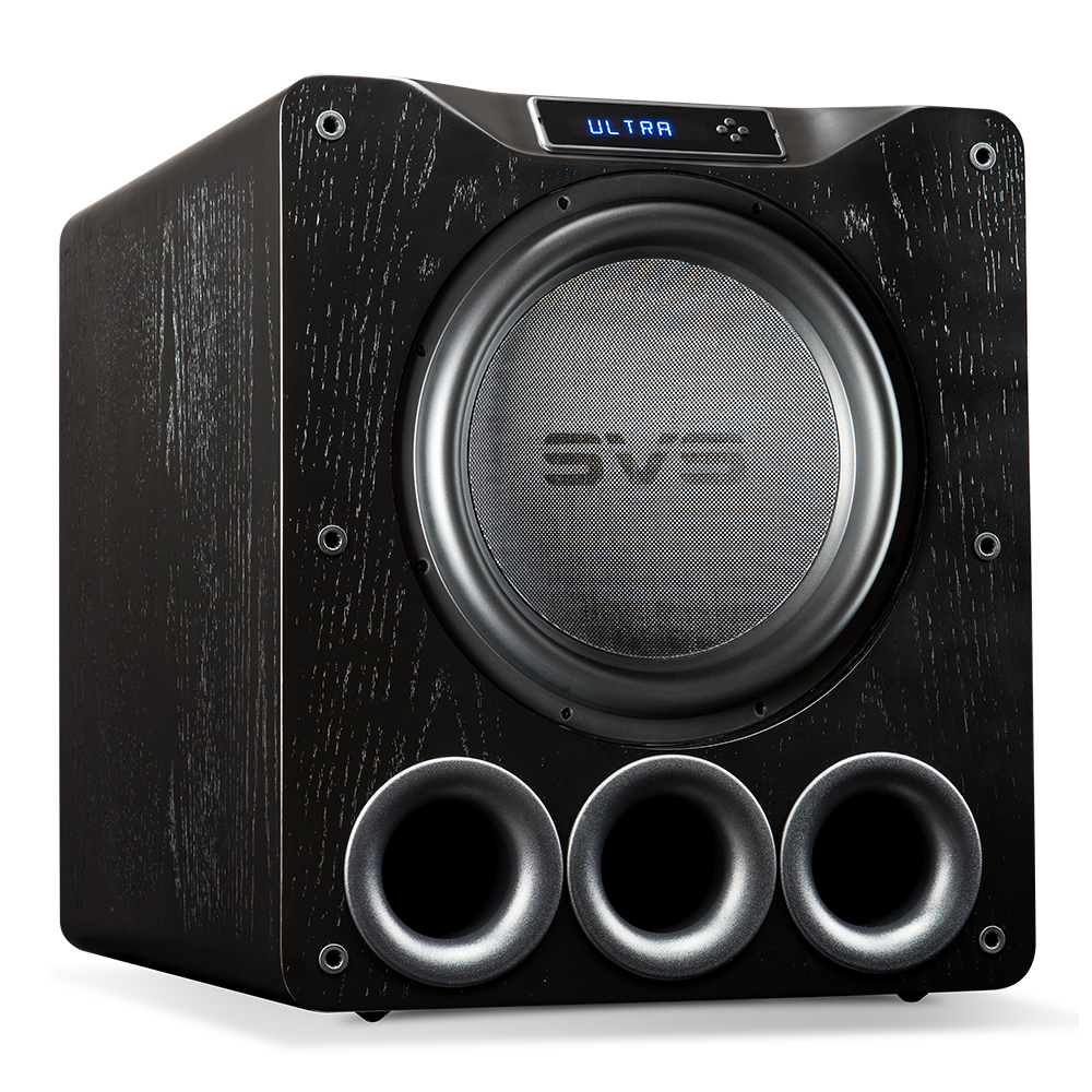 svs pb16 ultra sub woofer with app control norvett electronics. Black Bedroom Furniture Sets. Home Design Ideas