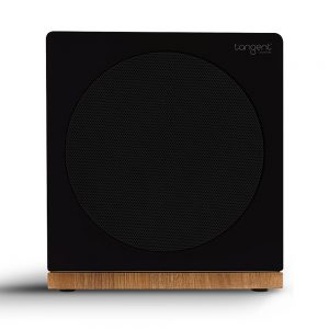 Tangent Spectrum XSW-8 (Black) - Front