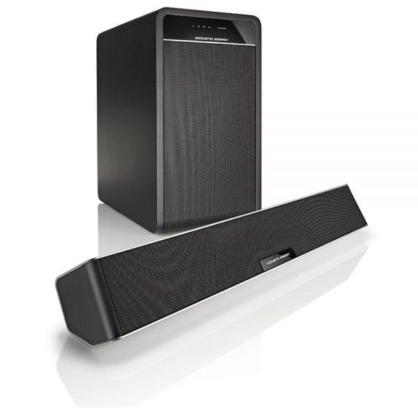 Acoustic Energy Aego Sound3ar - Angled