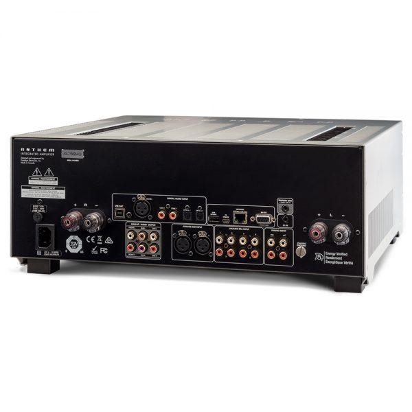 Anthem STR Integrated Amplifier (Silver) - Back