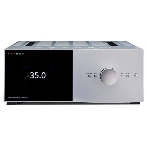 Anthem STR Integrated Amplifier (Silver) - Front
