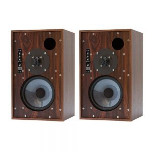 Graham Audio LS5 9 - Rosewood (Angled)