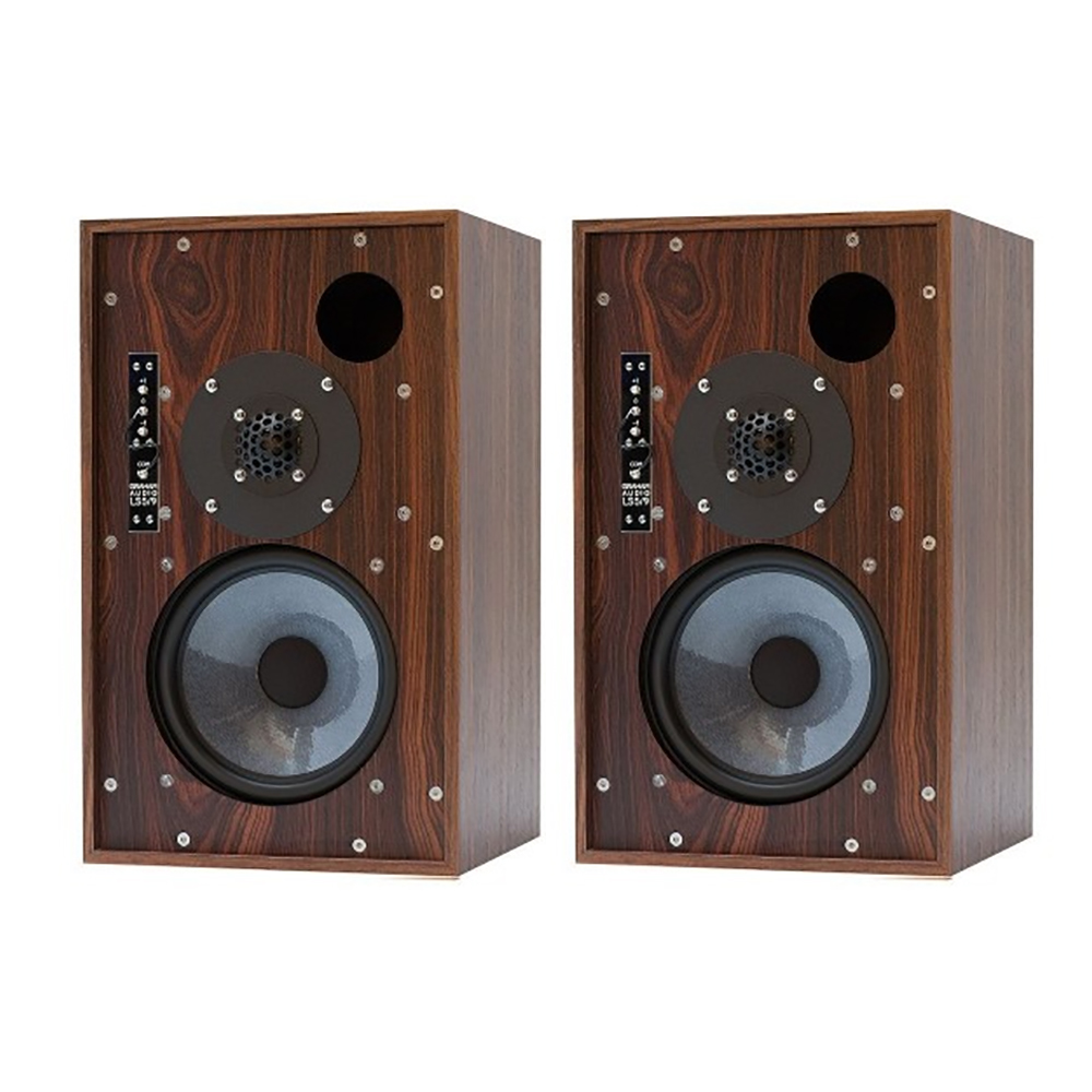 Graham Audio Ls5 9 Standmount Speakers Norvett Electronics