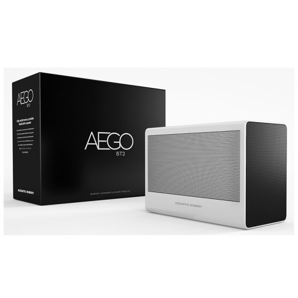 Acoustic Energy Aego BT2 - Angled WIth Box