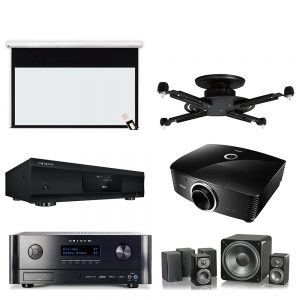 Home Cinema Package - Gold
