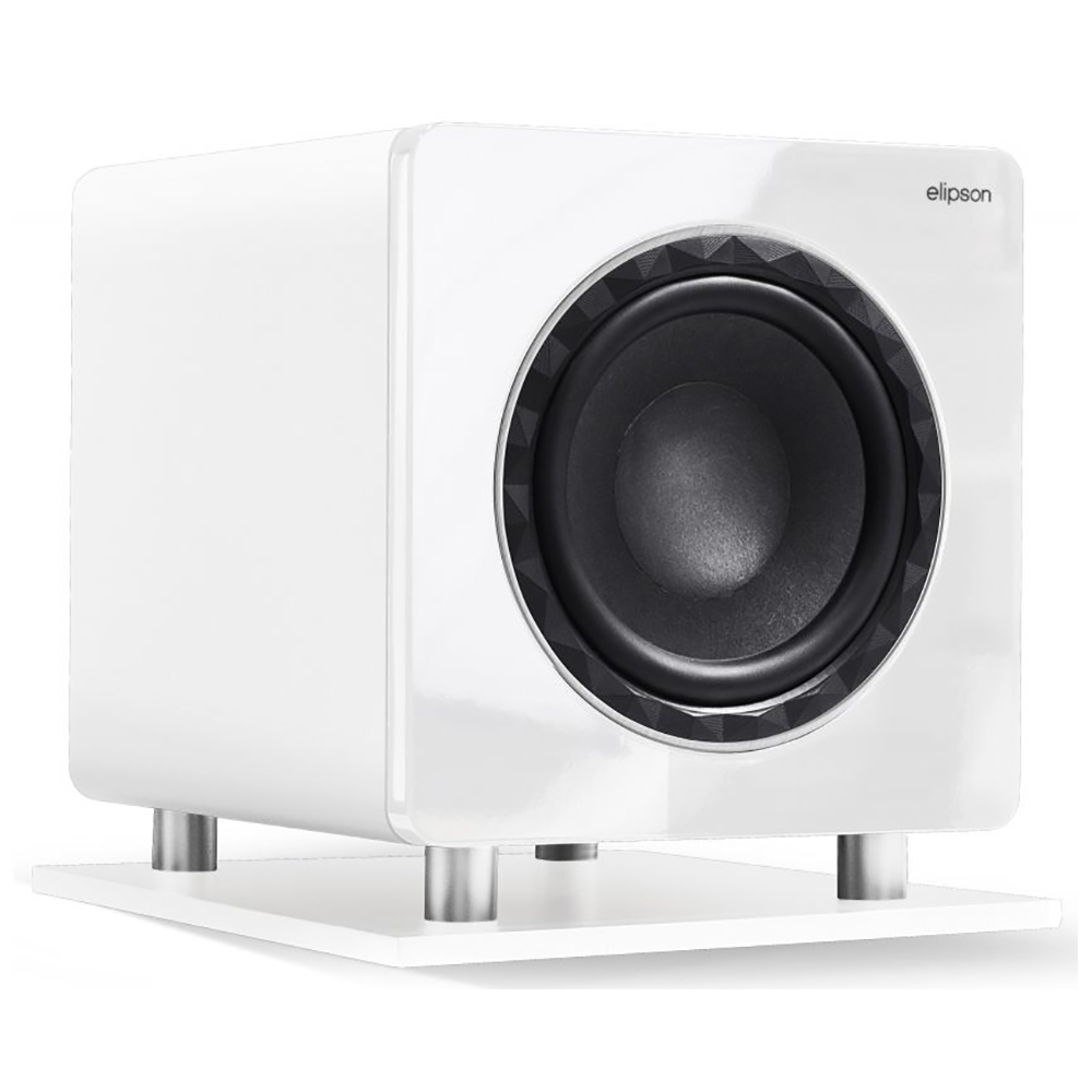 Elipson Prestige Facet SUB10 (White)