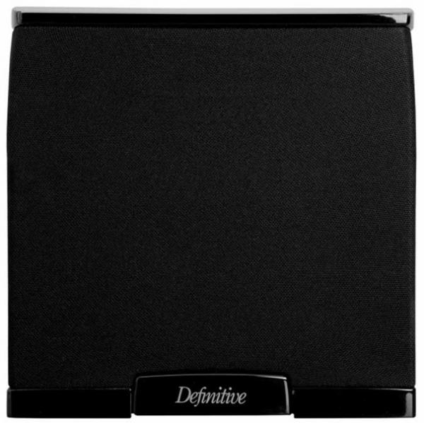 Definitive Technology SuperCube 2000 (Black) - Front